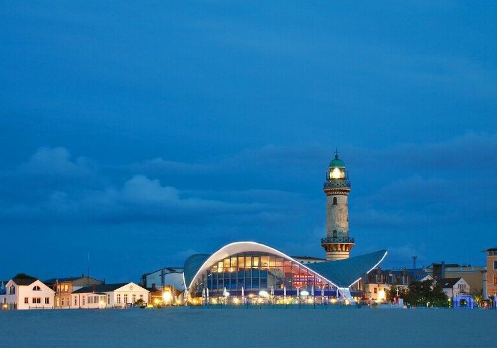 Weihnachten in Warnemünde