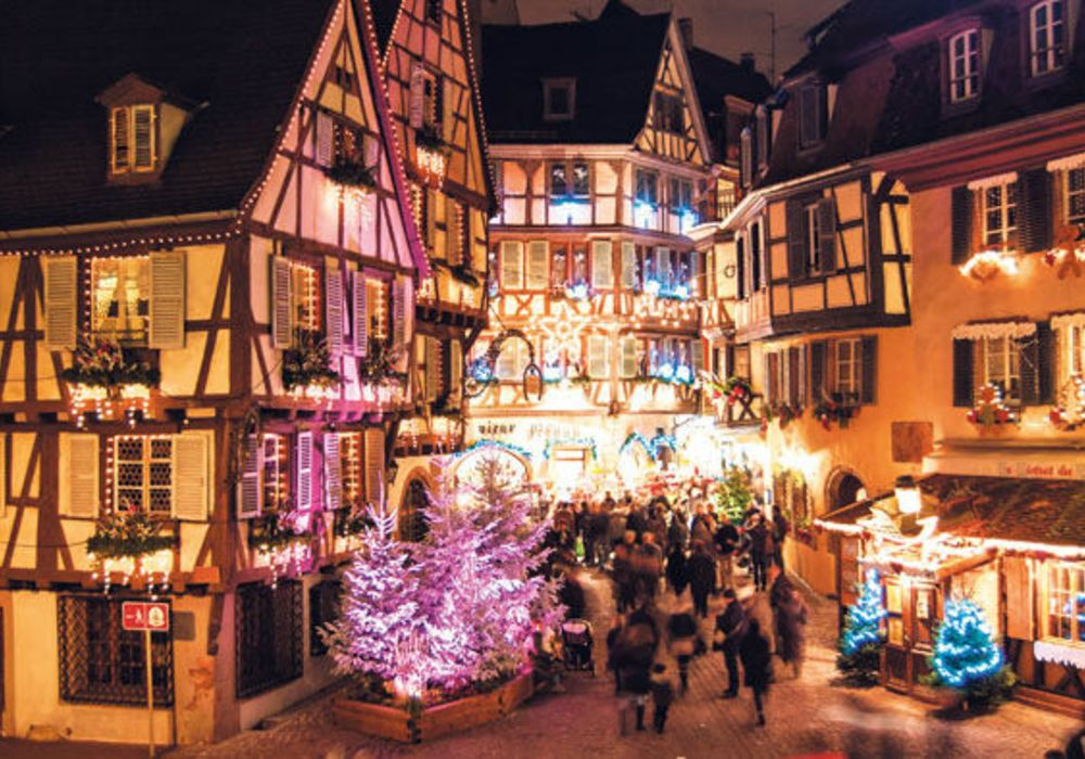 Advent in Straßburg & Colmar