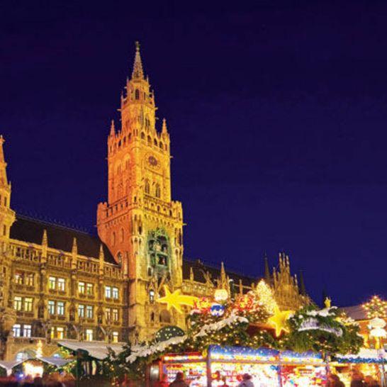 Naumburger Weihnachtsmarkt.Reisen Adventsreisen